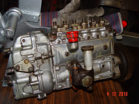 Roosamaster injection pump