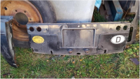 Renault R8 Oldtimer car body panels